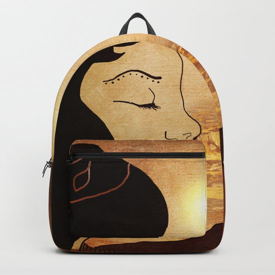 Song of December Backpack