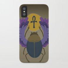 Scarab iPhone X Slim Case