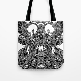 Subconscious Throne of Death  Tote Bag