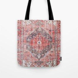 Vintage Anthropologie Farmhouse Traditional Boho Moroccan Style Texture Tote Bag