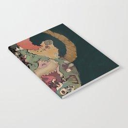 Fusiform face area Notebook