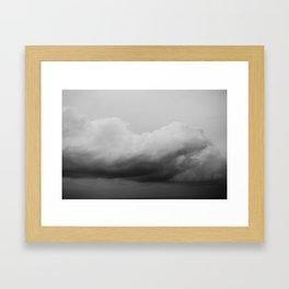 Rising Storm Framed Art Print
