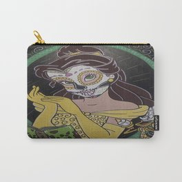 """Belle """"A Death as Old as Time"""" Carry-All Pouch"""