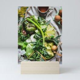 Green Goddess Mini Art Print