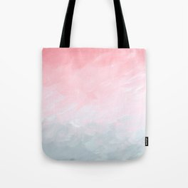 Blush Fade Tote Bag