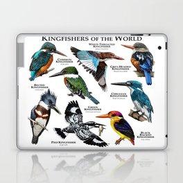 Kingfishers of the World Laptop & iPad Skin