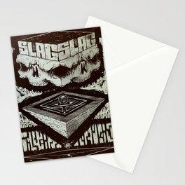 Pyramid Scheme Stationery Cards