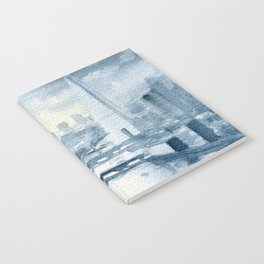 Thames and Shard Notebook
