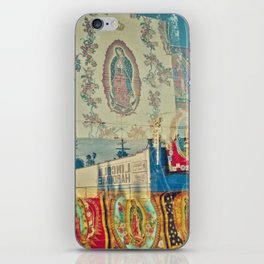 LA Window - Our Lady of Guadalupe iPhone Skin