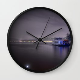 The Still of the Water Wall Clock