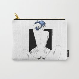 NUDEGRAFIA - 011 Uncensored Carry-All Pouch