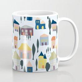 Happy Houses Coffee Mug