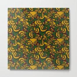 African garden Metal Print