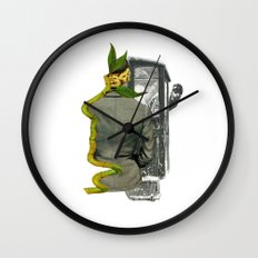 We Aren't Always Who We Appear Wall Clock