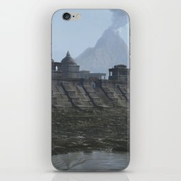 Peaceful Waters iPhone Skin