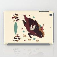 banjo iPad Cases featuring banjo-kazooie by Louis Roskosch