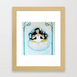 Dreamlines Framed Art Print