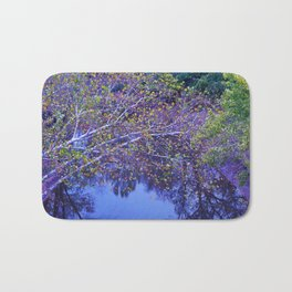Color over the Water Bath Mat