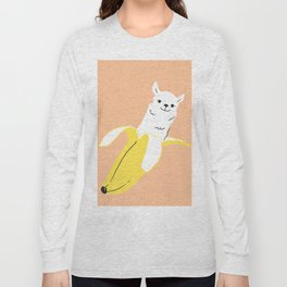 bananallama Long Sleeve T-shirt
