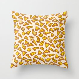 Pizza Forever Throw Pillow
