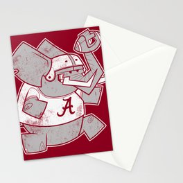 ROLL TIDE Stationery Cards