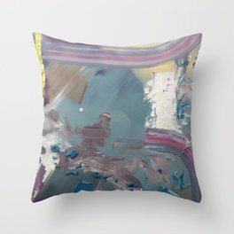 High Liners Throw Pillow