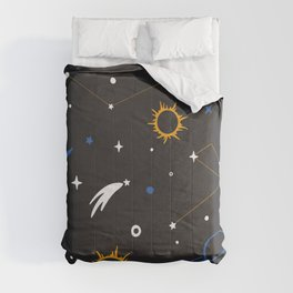 Space pattern Comforters