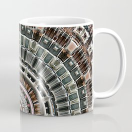 Fan of Geometry Coffee Mug