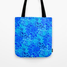 Mermaid's scales Tote Bag