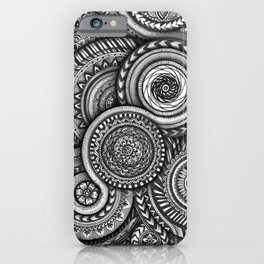 Layer of Life iPhone Case
