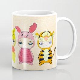 A Boy - Winnie and friends Coffee Mug