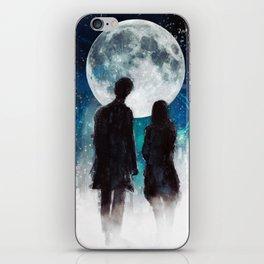 Show Me The Stars iPhone Skin