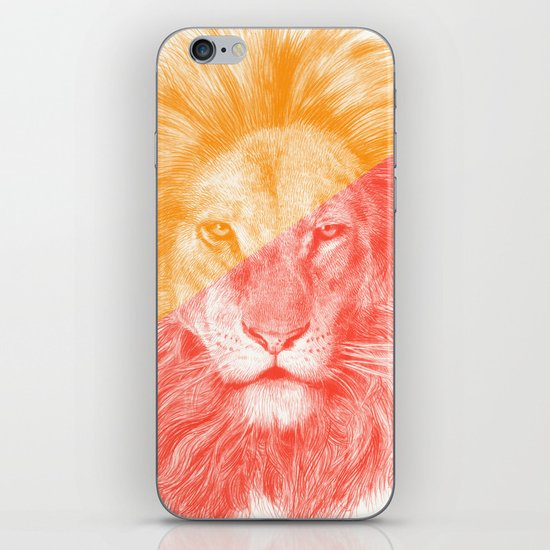 Wild 3 by Eric Fan & Garima Dhawan iPhone & iPod Skin