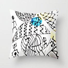 Enok Throw Pillow