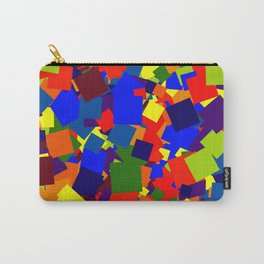 Squares One Carry-All Pouch