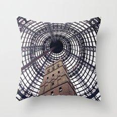 Melbourne Central Throw Pillow