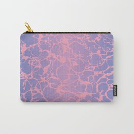 Purple pink pool Carry-All Pouch