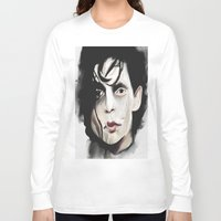 edward scissorhands Long Sleeve T-shirts featuring Edward Scissorhands by Catheriney