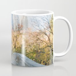 Central Park as the City Wakes Up Coffee Mug