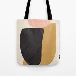Abstract Shapes 34 Tote Bag