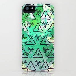 Inter-Galactic Rave iPhone Case