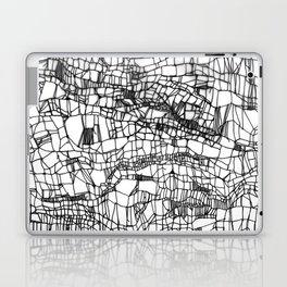 deconstructed knit Laptop & iPad Skin