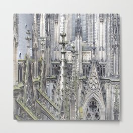 Christianity Metal Print