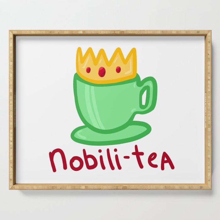 Nobili-TEA Serving Tray