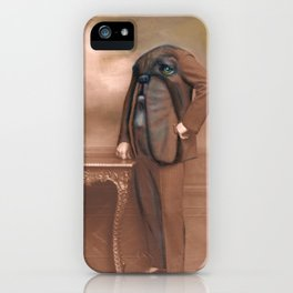 Dog Face iPhone Case