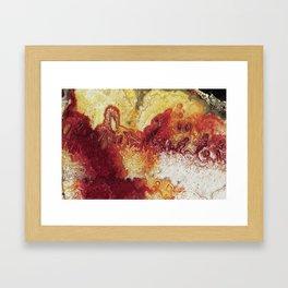 Gem Gem Framed Art Print