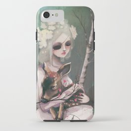 The day before the wedding iPhone Case