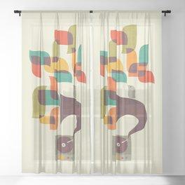 Symphony Sheer Curtain