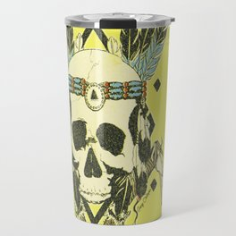 DEAD INJUN Travel Mug