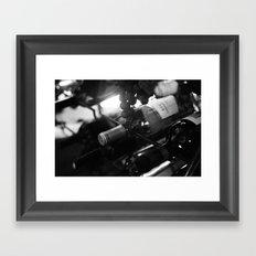 Special Vintage Framed Art Print